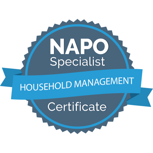 NAPO Specialist Certificate Household Management